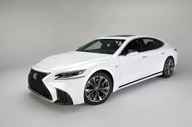 lexus gs350 f sport horsepower 2018 lexus ls 500 f sport adds visual aggression handling pack to