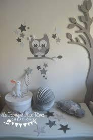 déco chambre bébé gris et blanc décoration chambre enfant bébé mixte gris foncé blanc gris clair