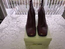 womens boots size 9 5 narrow naturalizer ankle boots narrow aa n shoes for ebay