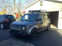 2007 Honda Element Roof Rack by What Did You Do To Your Element Today Page 200 Honda Element