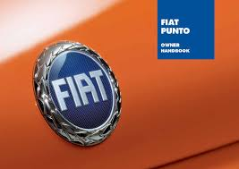 fiat automobile punto pdf handbook free download u0026 preview