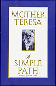 mother teresa an authorized biography summary a simple path mother teresa 8580001121406 amazon com books