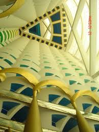 inside burj al arab burj al arab the thrifty traveler