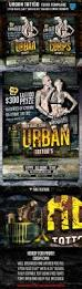 urban tattoo flyer template by briell graphicriver