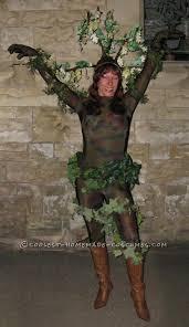coolest oak tree costume
