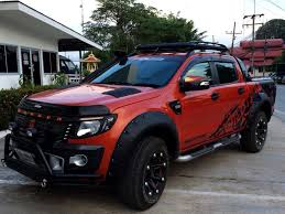 Ford Ranger Truck 4x4 - this ford ranger is inspired we think by transformers ford