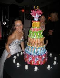 Sydney With Tiff U0027s Candy Cake Party Theme Candy Pinterest