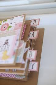 Small Scrapbook Album 657 Best Baby Scrapbook Ideas Images On Pinterest Simple Stories