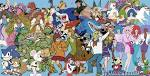 all time cartoons