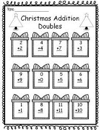 addition christmas addition worksheets 3rd grade free math