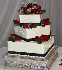 simple wedding cakes for your wedding day why not interclodesigns