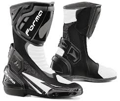 stylish motorcycle boots forma poker touring boots forma freccia dry electra waterproof