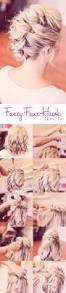 best 25 short hair tutorials ideas on pinterest easy hair up