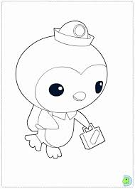 octonauts coloring pages 2 color octonauts colouring pages 2