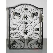 wrought iron garden gate wts 1000 garden gate ornamental iron