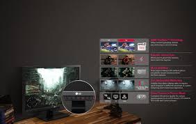 lg 24gm79g b 24 class full hd gaming monitor 24 diagonal lg usa