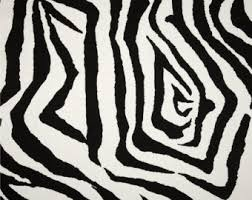 Zebra Curtain Panels Zebra Curtains Etsy