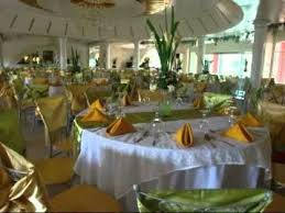 how to set up a buffet table ksp catering services table set up buffet table gazebo youtube