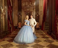 costuming lily james and cate blanchett in cinderella vogue