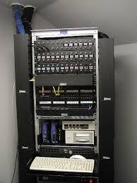 home network closet design my wiring closet what do you guys think avs forum home