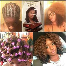 crochet styles with marley hair cute curly crochet hair style black hairstyles pinterest curly