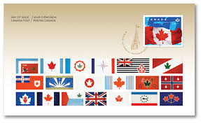 Canadian Provincial Flags Canada 2015 Canadian Flag 50th Anniversary Stamp Community Forum