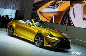 concept cars 2014 concept cars at 2014 la auto ebay motors