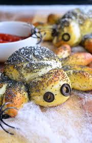 pretzel spiders halloween food ideas will cook for smiles
