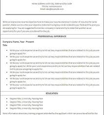 Resume Download Free Printable Resume Examples Resume Examples And Free