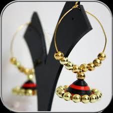 earrings app earrings quilling design apk free books reference app