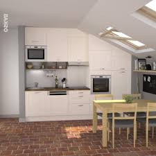 cuisine blanche classique modele cuisine blanc classique idée de modèle de cuisine