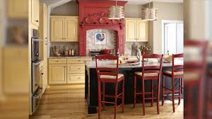 How To Decorate A Kitchen Counter by Country Kitchen Ideas