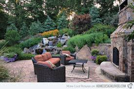magnificent garden patio pictures in classic home interior design