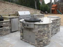 Evo Cooktop Reviews Outdoor Kitchen Installations With Evo Circular Cooktop