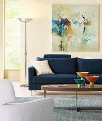 Blue Sofa Set Living Room by 15 Lovely Living Room Designs With Blue Accents Navy Sofa