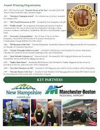 New Hampshire travel magazine images Nh granite state ambassadors yearbook 2015 jpg