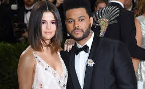 selena gomez and the weeknd are obsessing each other on