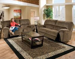 dazzling reclining loveseat in family room columbus with arm rest