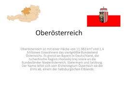 bundesländer nach fläche oberösterreich oberösterreich ist mit einer fläche km und 1 4