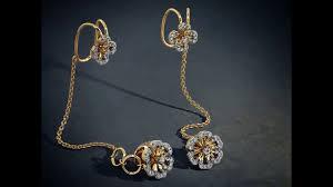 bluestone earrings designer gold earrings by bluestone