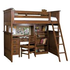 Space Loft Bed With Desk Home Office Cool Bunk Bed Office Underneath Design Furniture