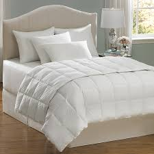 Queen Comforter Shop Aller Ease Water Wash White Full Queen Comforter Set At