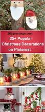 Home Christmas Decorations Pinterest Most Popular Christmas Decorations On Pinterest U2013 Christmas
