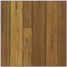 scraped strand woven bamboo cherry sangria vinyl plank