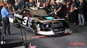 Checkered Flag Auto Sales Lakeland Fl Car That Dale Earnhardt Raced In 1990 Sells Big At Barrett Jackson