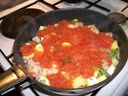 cuisine des balkans recette de la garnenza plat des balkans
