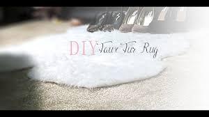 White Rugs Flooring Faux Fur Rugs Faux White Fur Rug Fake Fur Rugs