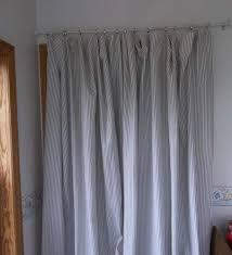 Etsy Drapes Best 25 Stripe Curtains Ideas On Pinterest Black Curtains