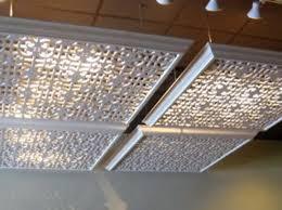 Decorative Ceiling Light Panels Magnificent Decorative Fluorescent Light Panels Kitchen Brilliant