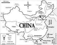 ancient china map activity ancient china coloring pages and